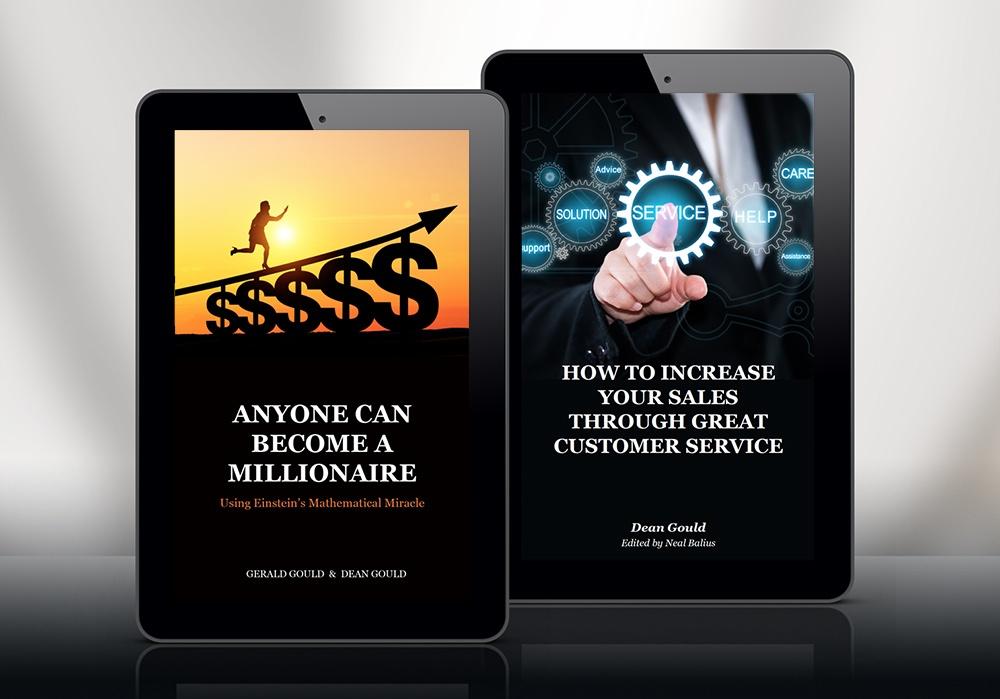 SalesConnect books